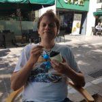 MBK eet ijsje