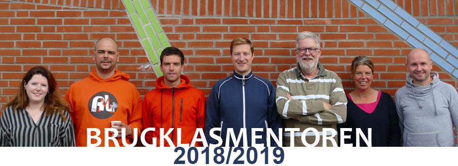brugklasmentoren 2018-2019