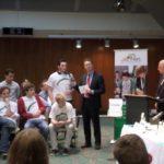 RML wint debat wedstrijd bij Shell