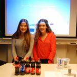 Waarom zal Coca cola altijd van Pepsi winnen? Het antwoord op deze vraag gaven Mylène en Fré