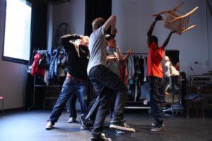 Acteren in het Maastheater