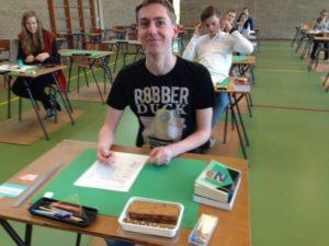 Wat eten we: Ontbijtkoek voor snelle Aron